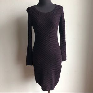 Loft sz XS cute sweater dress